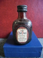 RARE MIGNONNETTE WHISKY OLD PARR De Luxe Old Scotch Mini Bottle Collection 5cl Pour 43% - Ecosse 12 Years Old - Miniatures