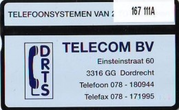 Telefoonkaart  LANDIS&GYR  NEDERLAND * RCZ.167   111A * DRTS *  TK * ONGEBRUIKT * MINT - Nederland