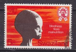 Swaziland 1976 Mi. 249      5 C. Weltgesundheitstag Unterernährtes Kind Blindheit Durch Unterernährung - Swaziland (1968-...)