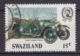 Swaziland 1985 Mi. 491      15 C. Historische Automobile Rover 4-Zylinder - Swaziland (1968-...)