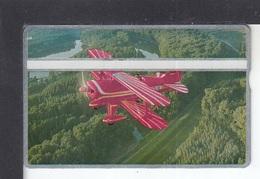 Rare DemoCard Plane - Switzerland
