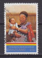 Swaziland 1993 Mi. 624      25 C. Geburtstag Von König Mswati (III.) - Swaziland (1968-...)