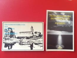 Lotto Di N. 2 Cartoline Di Acciaroli Salerno - Salerno