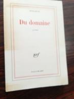 """Eugène GUILLEVIC    DU Domaine"""" Autographe, Edition Originale - Livres, BD, Revues"""