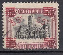 BELGIEN 1921 - MiNr: 168   Used - Belgien