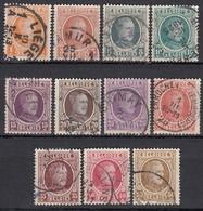 BELGIEN 1922 - MiNr: 170-180 Komplett  Used - Belgien