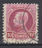 BELGIEN 1922 - MiNr: 184  Used - Belgien