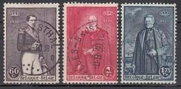 BELGIEN 1930 - MiNr: 284-286 Komplett   Used - Belgien