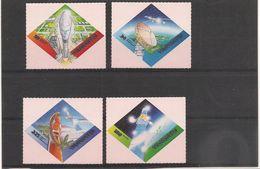 VANUATU  Année 2000 Espace N° Y/T : 1089/92** - Vanuatu (1980-...)