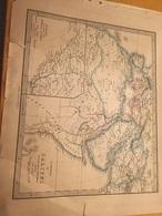 MESOPOTAMIA(OSSIA IL PAESE DELL'EUFRAT E DEL TIGRE —-L'IMPERO DEI CALIFFI-ATLANTE STORICO DI SPRUNER-N.5 - Mondo