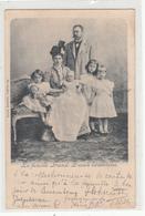 CPA- La Famille Grand-Ducale Héréditaire-LUXEMBOURG-1900-2scans - Famille Grand-Ducale