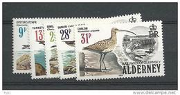 1984 MNH Alderney  Year Complete, Postfris - Alderney