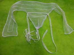 Atypique Coiffe En Tulle  Ou Gaze De Taoledenn Sous Reserve - Laces & Cloth