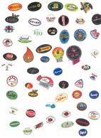 Etiquettes De Fruits Divers Lot 1 - Miscellaneous Fruit Labels Lot #1 - Fruits & Vegetables