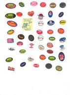 Etiquettes De Fruits : Pamplemousse Lot 3 - Fruit Labels Grapefruit Lot # 3 - Fruits & Vegetables