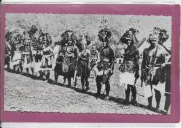 MISSION MARISTE D' OCEANIE .- DANSEURE SAMOANSs - Samoa Américaine