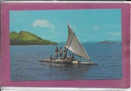 FIJIAN OUTRIGGER - Fiji