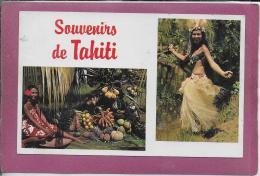 SOUVENIR DE TAHITI  MISS TAHITI 1964 - Tahiti