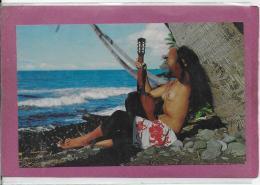 UN BORD DE MER PAISIBLE - Tahiti