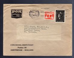 Aratro Et Quina CINCHONA-Instituut 1939 (EQ-1) - Periode 1891-1948 (Wilhelmina)