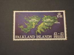 FALKLAND - 1982 ISOLE Lgs. 1 + 1 - NUOVI(++) - Falkland