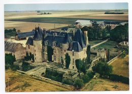 Près Orgères En Beauce--TERMINIERS--Vue Aérienne,Chateau De Villepon - Francia