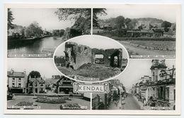 LAKE DISTRICT : KENDAL (MULTI-VIEW) - Cumberland/ Westmorland