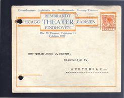 Rembrandt Theater Chicago-Parisioen Vrijstraat 15 (EQ-6) - Period 1891-1948 (Wilhelmina)