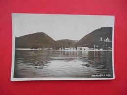 NEW AFON 1930 Novy Afonsky Monastery, View From Sea. Russian Photo Postcard. - Georgia