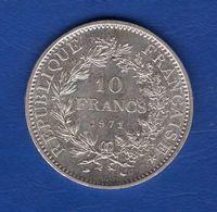 10 Fr  1971 - J. 5 Francs