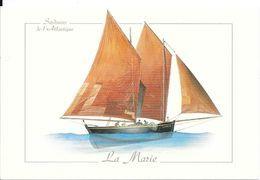 Sardiniers De L'Atlantique - La Marie - Visvangst