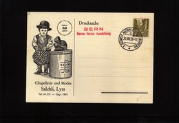 Schweiz / Switzerland 1938 Interesting Postcard - Suisse