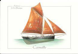 ******   Sardiniers De L'Atlantique - Carmelle - Pesca