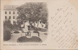 St Maixent- école Militaire D'infanterie. Le Massif - Saint Maixent L'Ecole