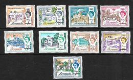 LOTE 1691   //   (C160)  BERMUDAS  **MNH - Bermudas