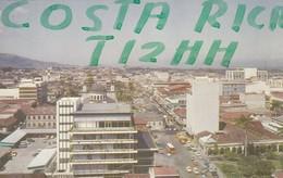 CARTOLINA - POSTCARD - COSTA RICA - RADIO AMATORI - Costa Rica