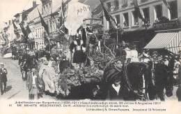 Jubelfeesten Van BORGERHOUT (1836-1911) - Geschiedkundige Stoet - 11 - DE EERSTE BESCHAVING - De H. Willibrordus ... - Antwerpen