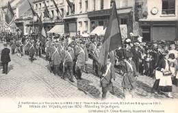 Jubelfeesten Van BORGERHOUT (1836-1911) - Geschiedkundige Stoet - 34 - Intrede Der Vrijwilligers Van 1830 - ... - Antwerpen