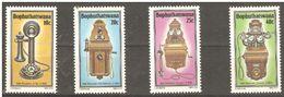 LOTE 1691   //   (C036) BOFUTATSUANA  1983 SG 108/111 **MNH - Bofutatsuana
