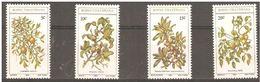 LOTE 1691   ///   (C036) BOFUTATSUANA  1980 SG 56/59 **MNH - Bofutatsuana