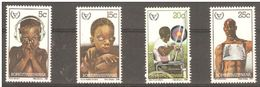 LOTE 1691   ///   (C036) BOFUTATSUANA  1981 SG 68/71 **MNH - Bofutatsuana
