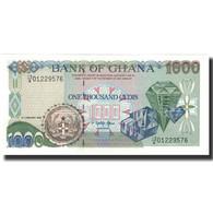 Billet, Ghana, 1000 Cedis, 1995-01-06, KM:29b, NEUF - Ghana