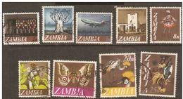 LOTE 1691   ///   (C030) ZAMBIA LOTE - Zambia (1965-...)