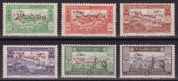 GRAND LIBAN  YT. PA 91/93* TB - Lebanon - Great Lebanon (1924-1945)