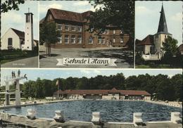 41283153 Sehnde Kirche Schule Schwimmbad Sehnde - Sehnde
