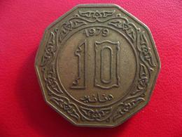 Algérie - 10 Dinars 1979 7520 - Algeria
