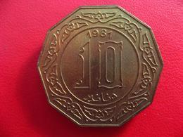 Algérie - 10 Dinars 1981 7522 - Algeria