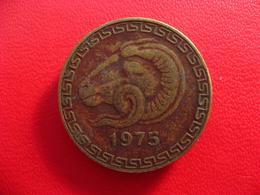 Algérie - 20 Centimes 1975 7542 - Algeria