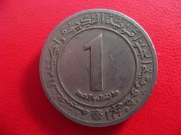 Algérie - Dinar 1972 7562 - Algeria