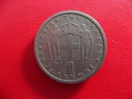 Grèce - 1 Drachme 1962 7534 - Grecia